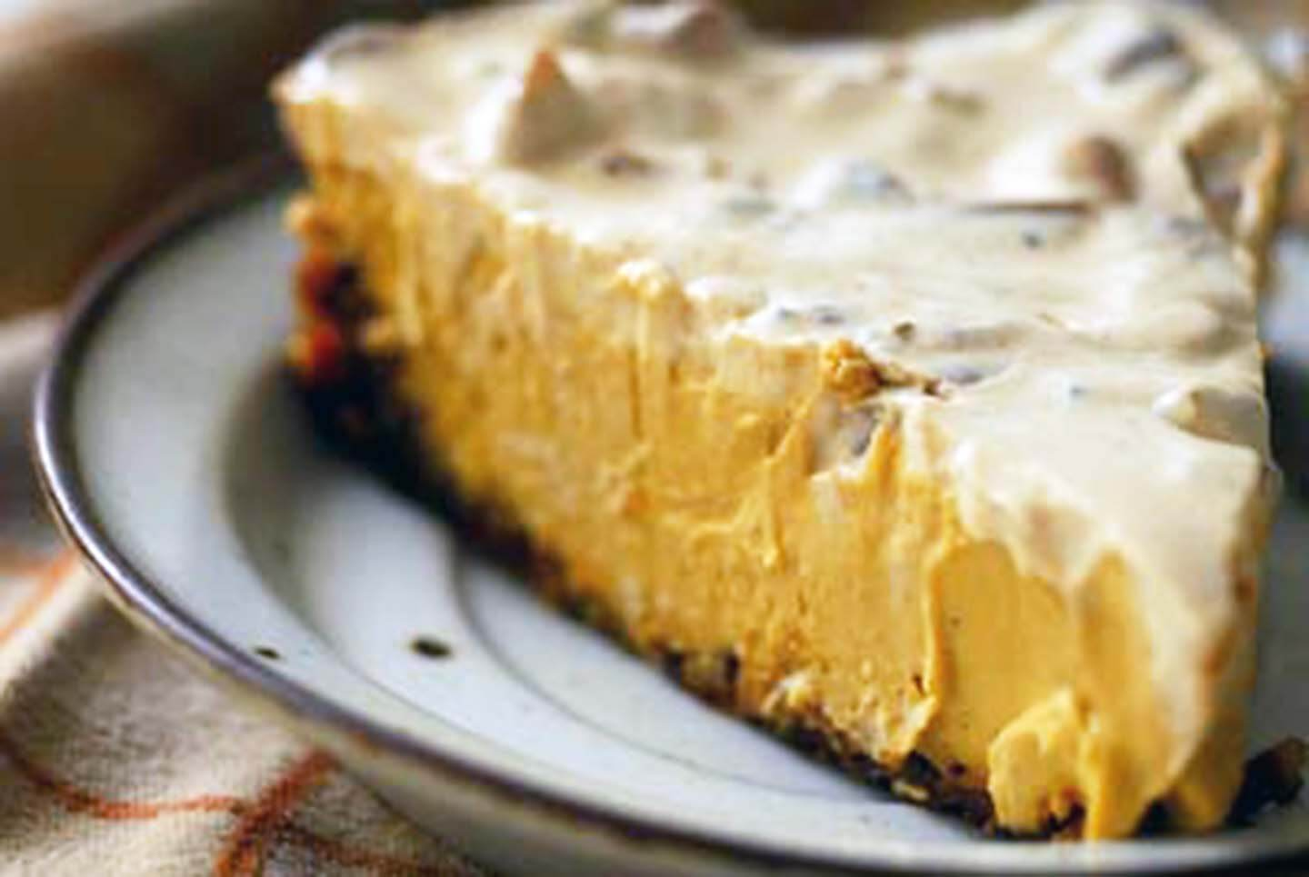 Sweet potato cheesecake | Homesick Texan