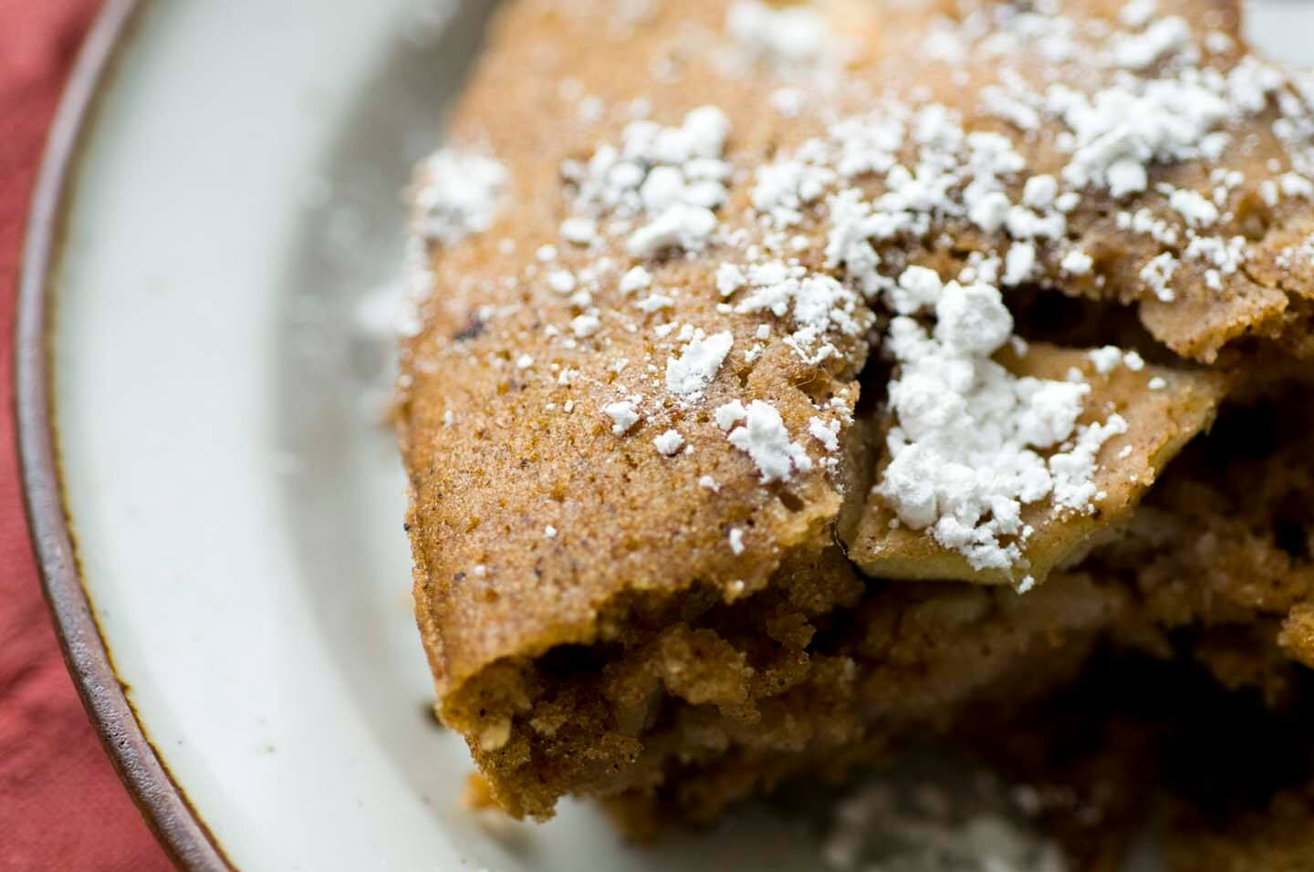 Apple wacky cake | Homesick Texan