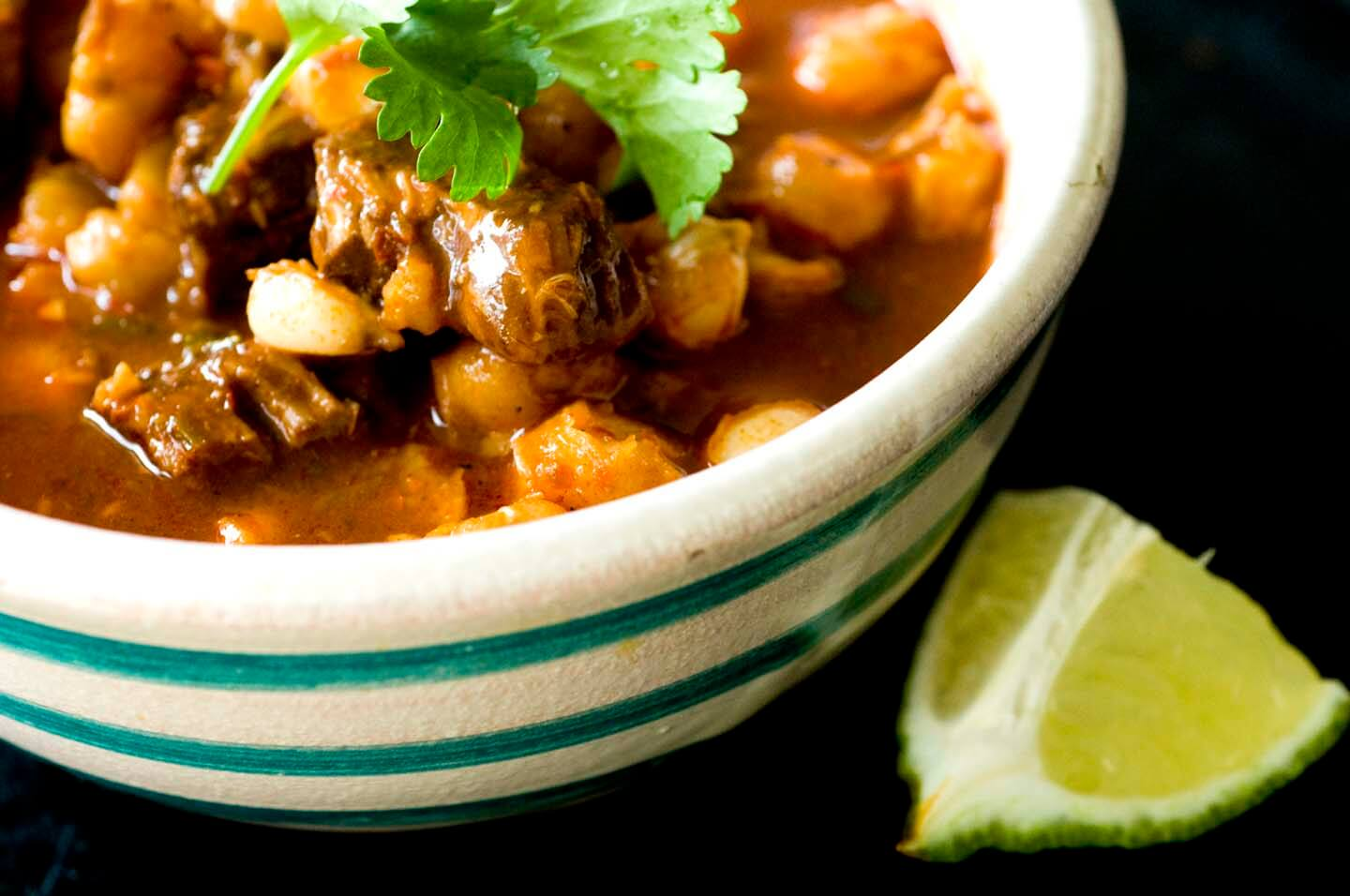 Red posole (Pozole rojo) | Homesick Texan