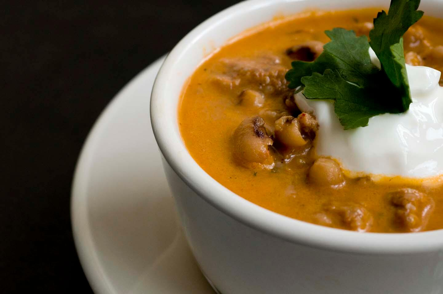 Black-eyed pea and chorizo soup | Homesick Texan