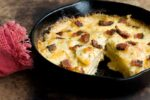 Blue cheese scalloped potatoes with chipotle and bacon | Homesick Texan