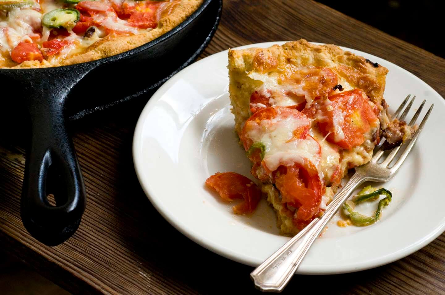 Tomato pie with bacon and jalapenos | Homesick Texan