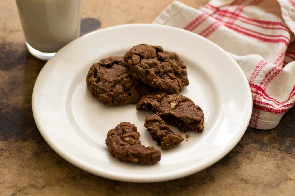 Spicy pecan cookies | Homesick Texan