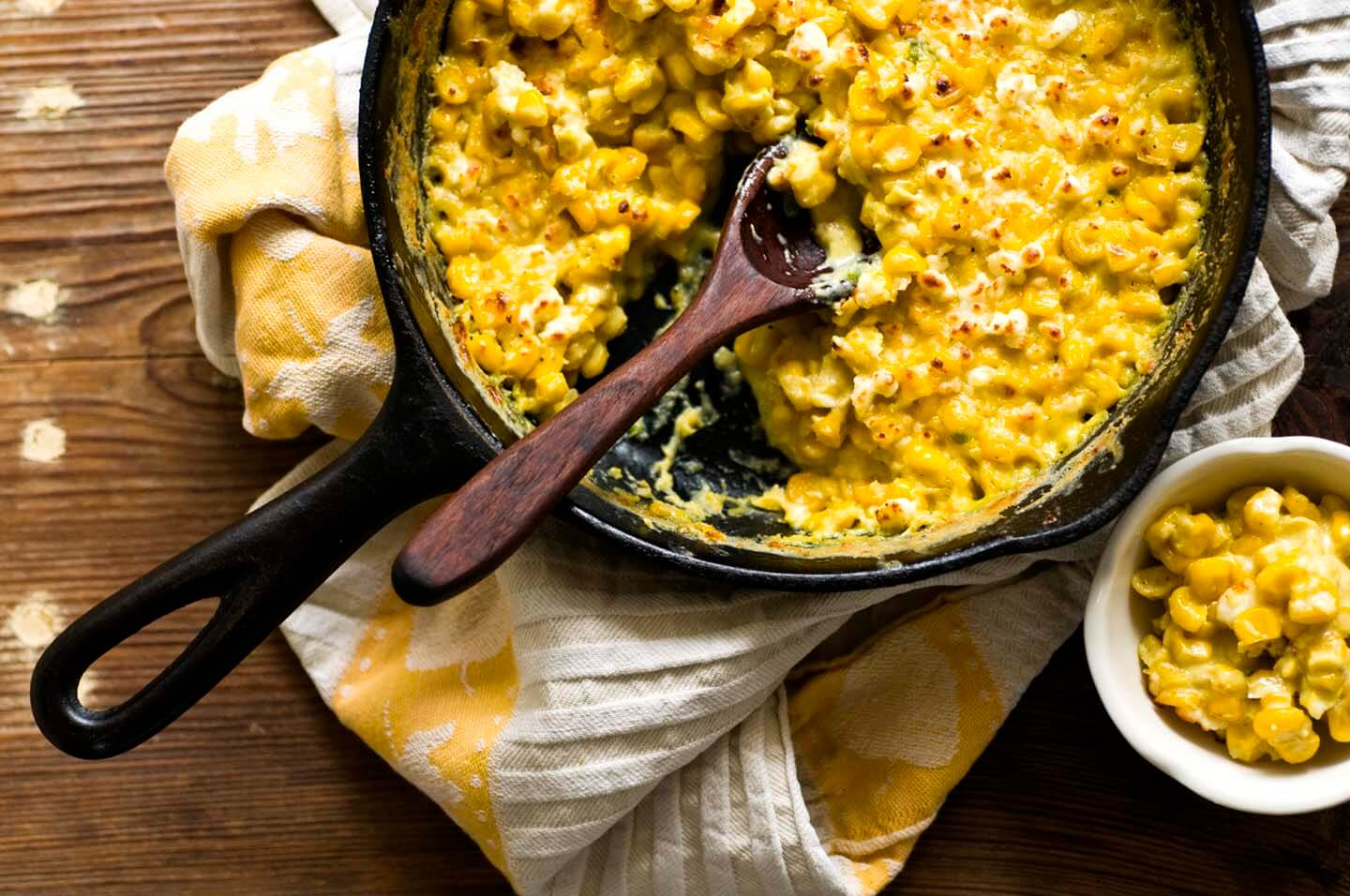 Jalapeno creamed corn | Homesick Texan