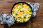 Jalapeno bacon Brussels sprouts gratin | Homesick Texan