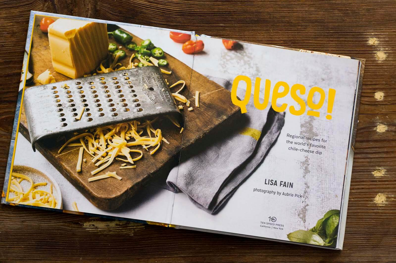 Queso book | Homesick Texan