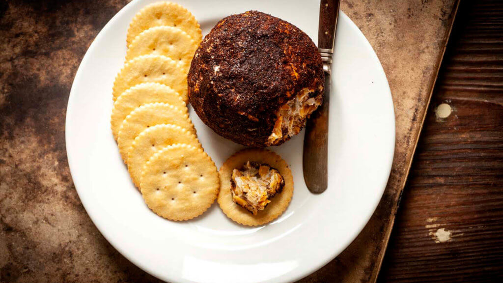 Texas chili powder cheese ball | Homesick Texan