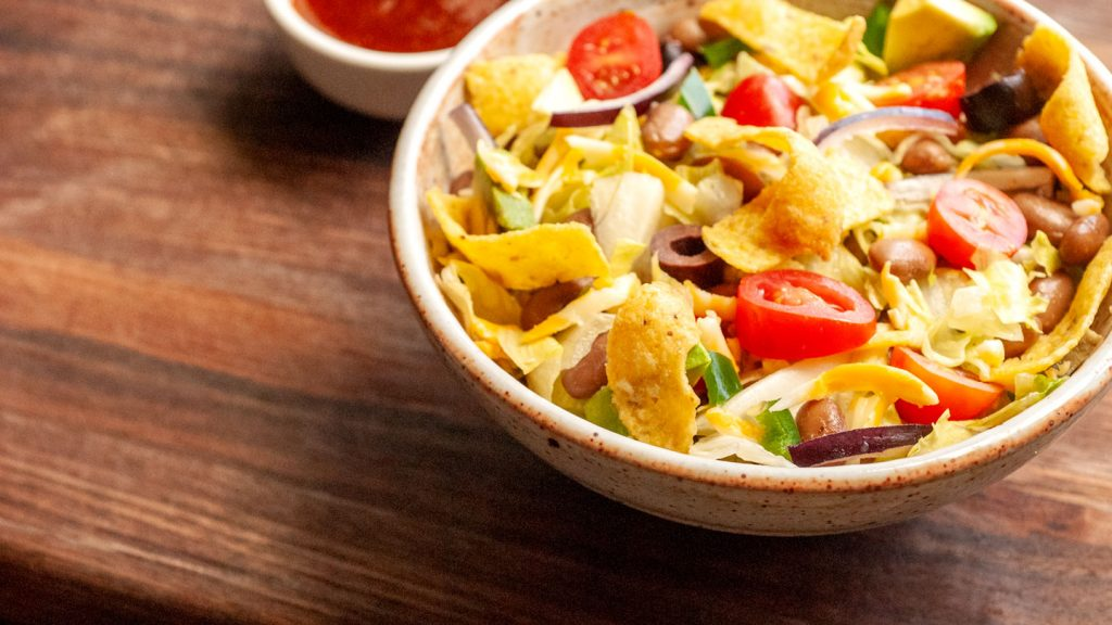 Frito salad | Homesick Texan