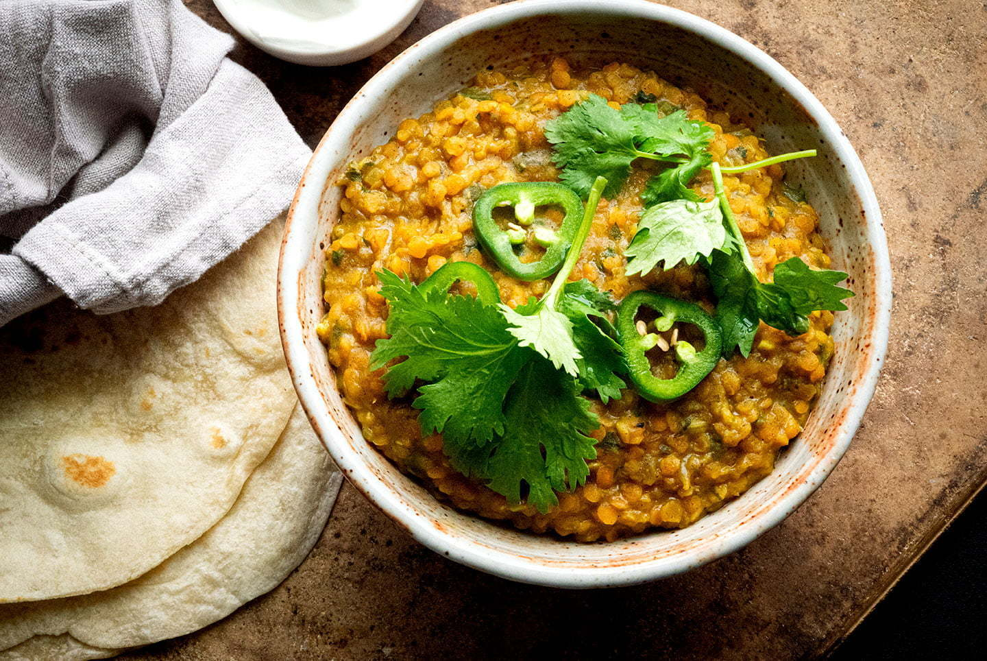 Red lentil dal | Homesick Texan